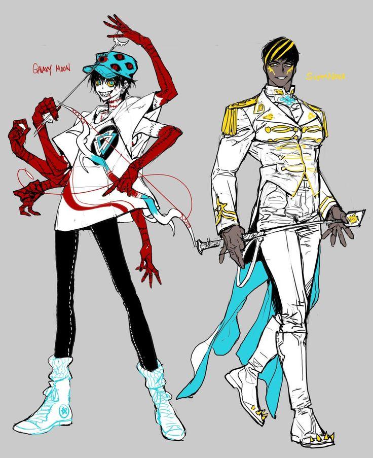 🖤닌탱대왕 on Character design inspiration, Character