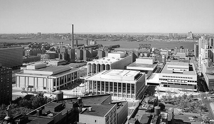 Lincoln Center 1969, historic lincoln center, lincoln center