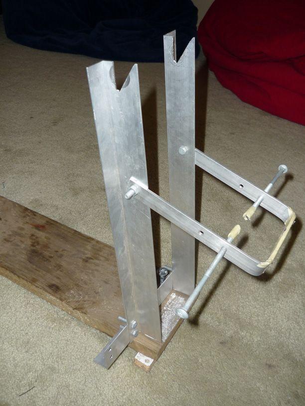 Wheel Wheel Truing Stand