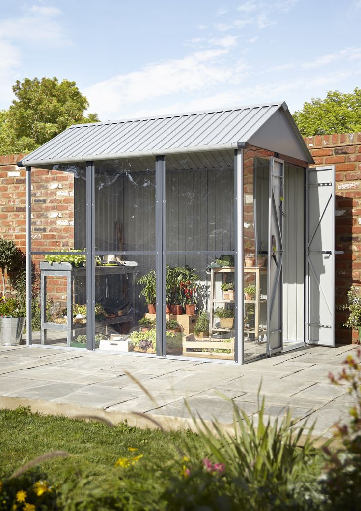 Our Spring Summer 2017 range is online from March. Find this greenhouse and other designs on our site or in store.