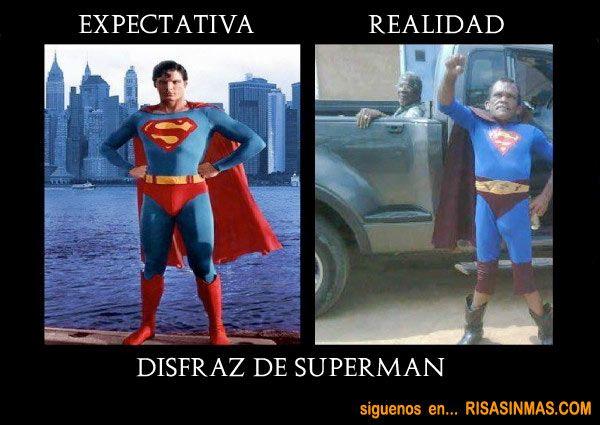 Disfraz de Superman   Risa Sin Más