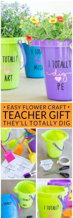 I Totally Dig School >> Teacher Appreciation Gift Idea