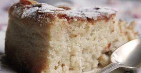 Gluténmentes mandulás ricotta torta