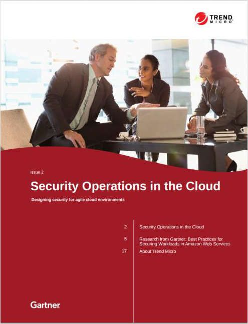 Security Operations in the Cloud