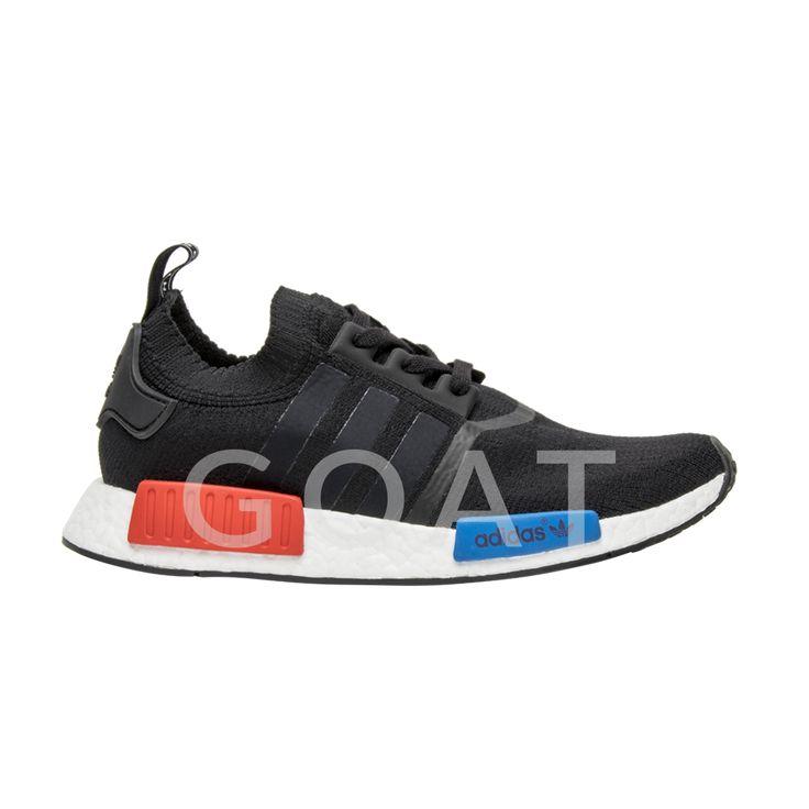NMD_R1 PK \u0027OG\u0027 2017 - Adidas - S79168 17 - Black/Red/