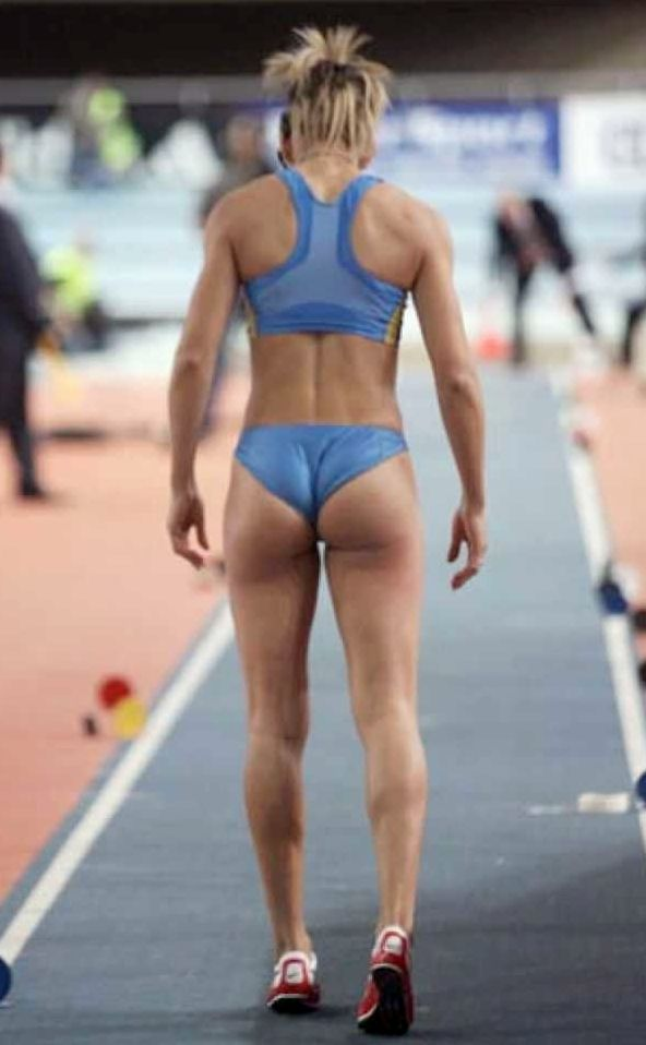 Sexy athletic asses