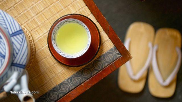 Top 5 health benefits of green tea