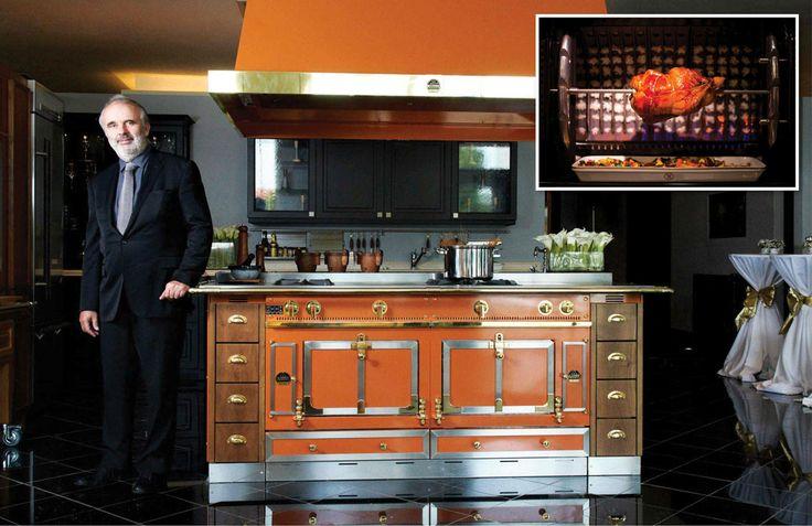 75 besten La Cornue Bilder auf Pinterest | Küchen, La cornue und ...
