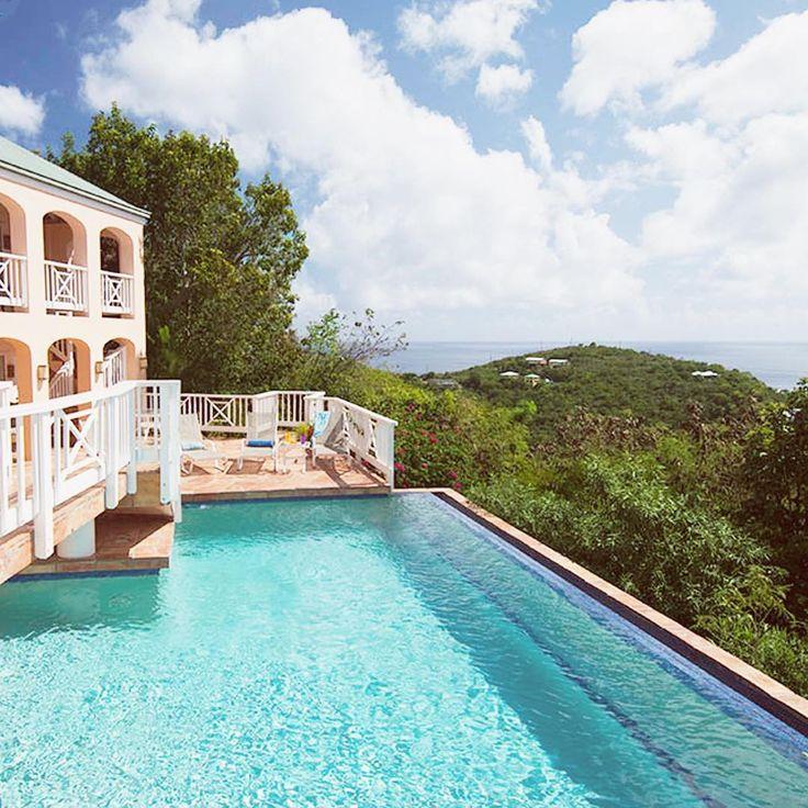 Elegant Ambiance Villa | St. John USVI | Destination St John Rental Homes Villa  Rentals