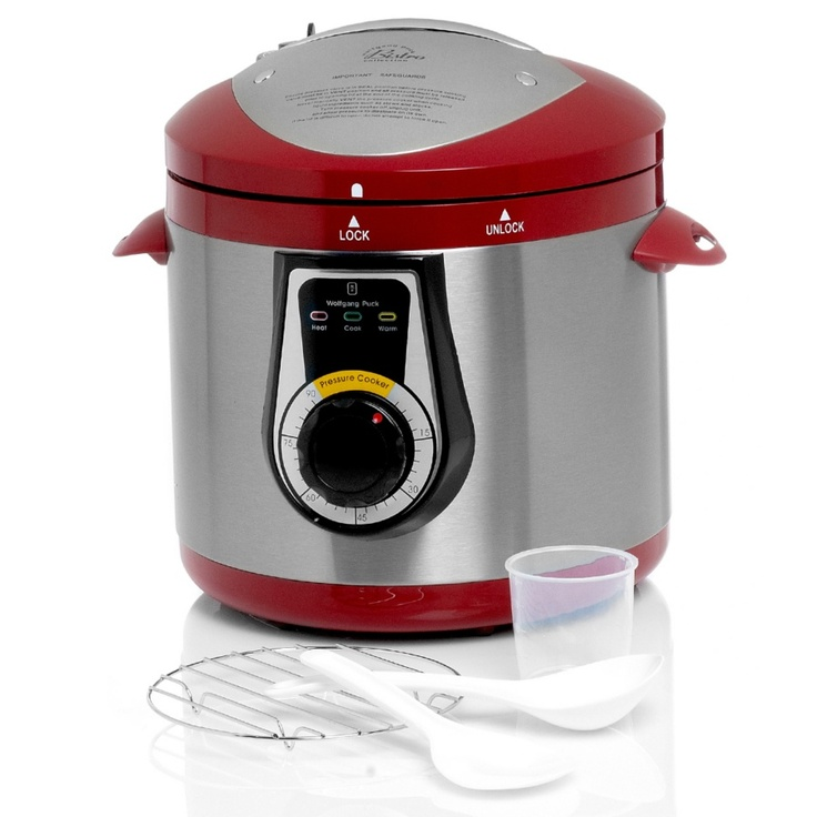 wolfgang puck bistro elite 7qt electric pressure cooker manual