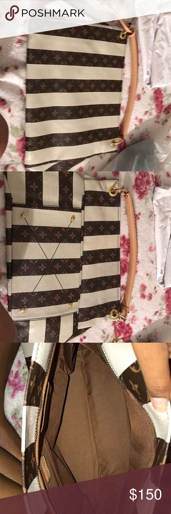 Lv bag Medium sixes bag . Never used great condition. Can be used for travel or every day use . Louis Vuitton Bags Shoulder Bags
