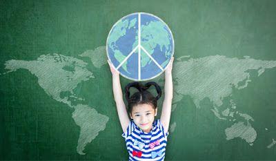 AYUDA PARA MAESTROS: 10 recursos para reflexionar sobre la paz en el au...