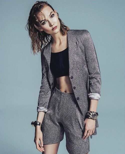 Image via We Heart It #beautiful #KarlieKloss #voguekorea #sebastiankim #model #may2014