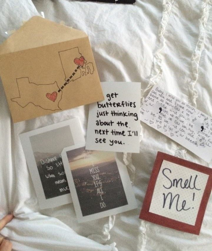 Open When Letters /Packages -- LDR Gifts