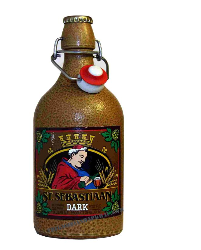 Bia Sứ ST.Sebastiaan dark nhập khẩu nguyên chai từ bỉ , đảm bảo uy tín chất lượng đúng giá nhất tại số 5 ông ích khiêm