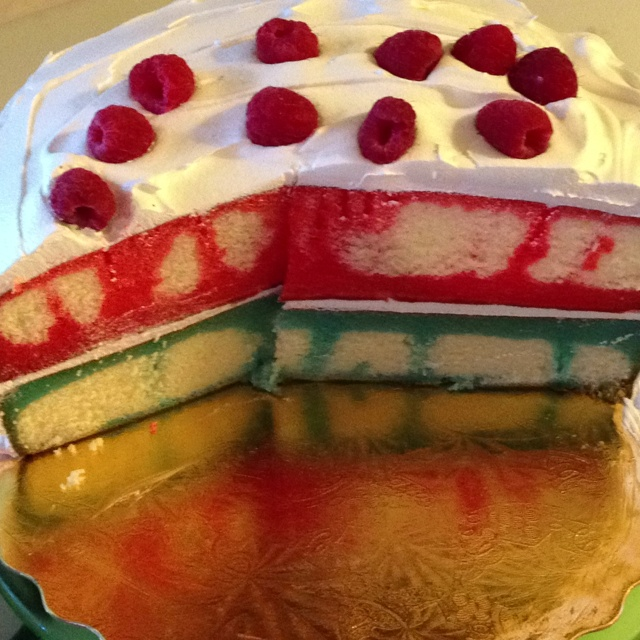 Blue Raspberry Cake Mix Recipes