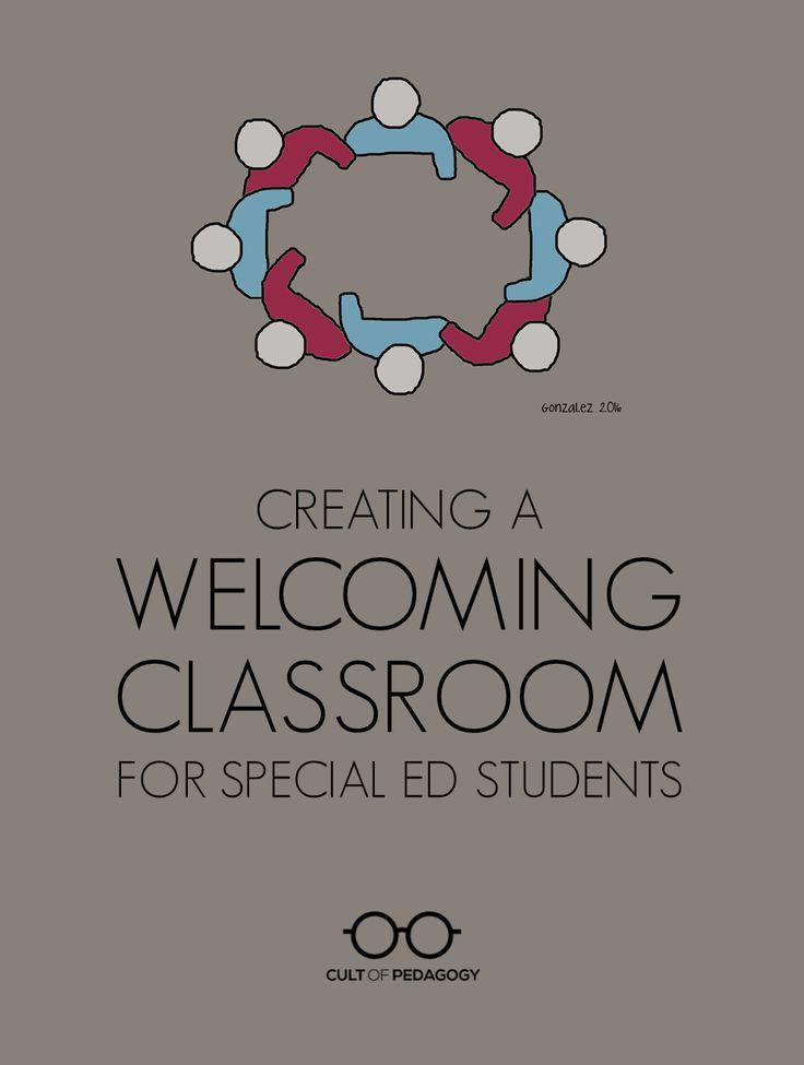 Many regular ed teachers feel inadequately prepared to serve the needs of students with special needs. Here are some ideas.