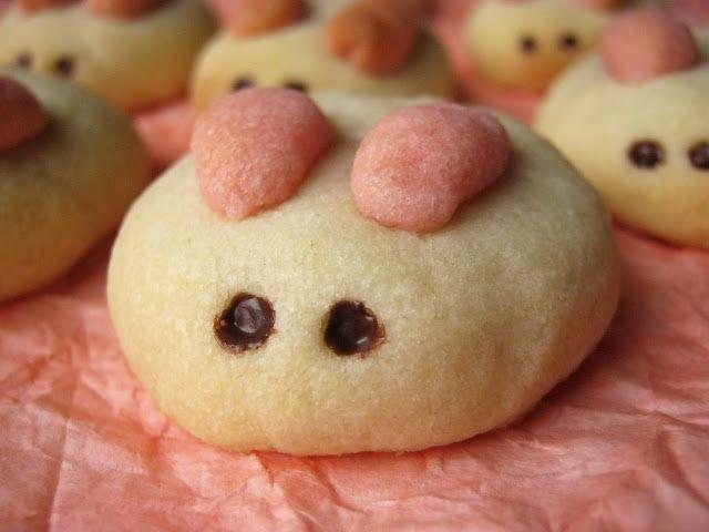 Ízek és élmények: Húsvéti nyuszi kekszek