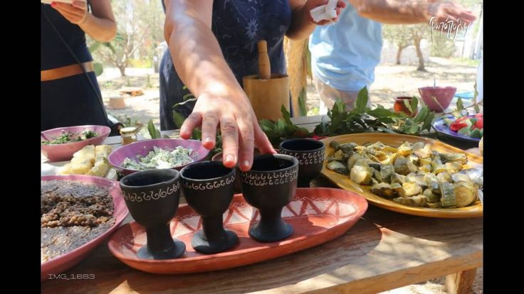 Exploring dining practices in Roman Crete.  Workshop, September 9-10.