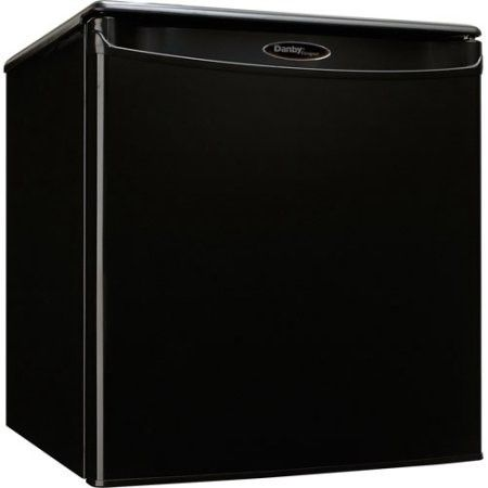 Danby Energy Star Compliant Mini Fridge, Black