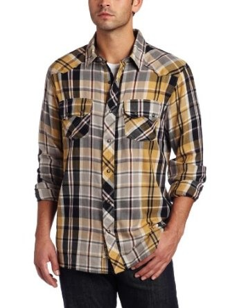 Levi's Men's Anderson Two Pocket Flannel Shirt  Price: $44.58 FREE Super Saver Shipping & Free Returns