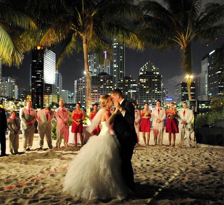 intimate wedding packages atlantga%0A Miami wedding  leaning towards this
