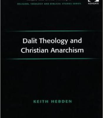 Dalit Theology And Christian Anarchism PDF