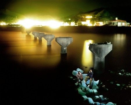 Otsuchi: Future Memories photobook by Alejandro Chaskielberg