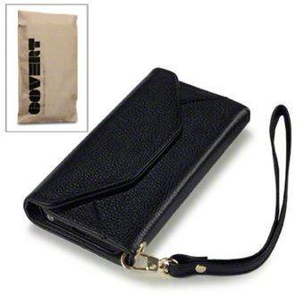 Mobilväska iphone 5/5S Chic Black - WCIP5BL