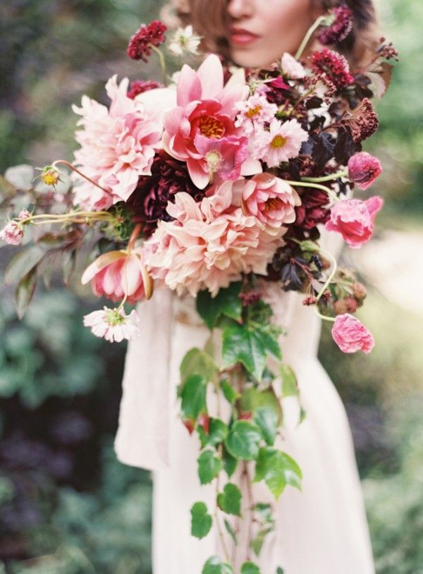 7 WOW Wedding Bouquet Ideas For Your 2017 Wedding! Art FloralFloral DesignFine  ...