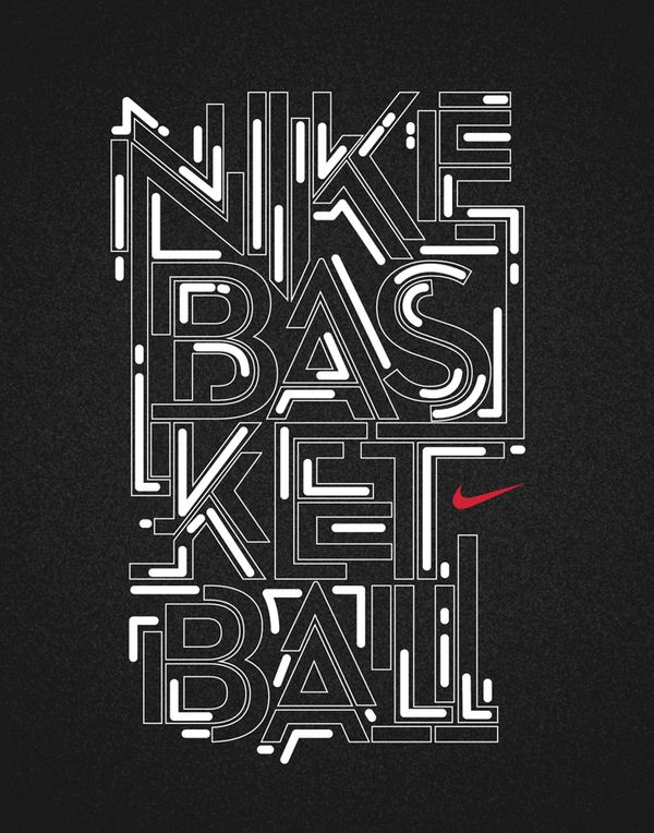 Nike Basketball by Vasava