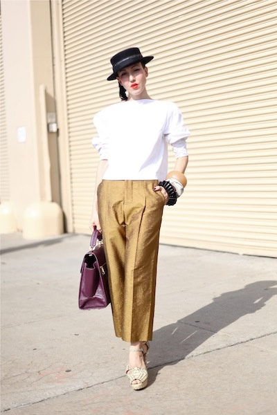 Michelle Harper / Celebrities & Bloggers #NYFW