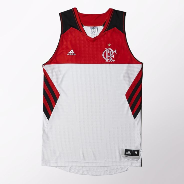 adidas - Regata Basquete Flamengo