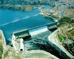 Grand Coulee Dam, Washington This is where I live.