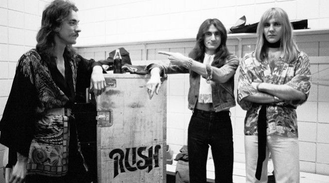 Rush <3 one of my all-time favorite bands, loved them for as long as I can remember.