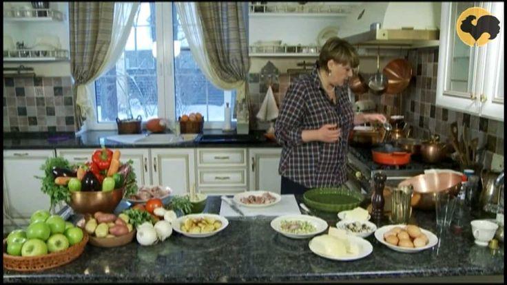 Баранина в сырной панировке. На кухне у Марты 24