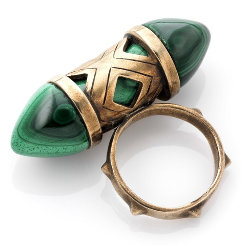 Pamela Love #ring #accessories