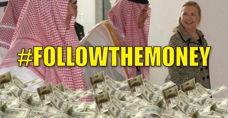 BREAKING : Trending Hashtag #FollowTheMoney Is Totally Exposing Hillary's Corruption and it's Too Late to Stop It (9/29/16)