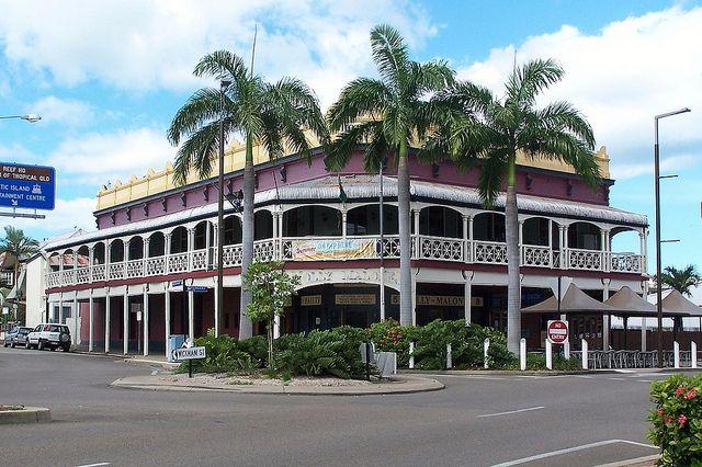 Molly Malones, Townsville Australia