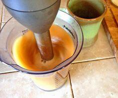 Bullet proof coffee recipes, including drop, gummies, etc.