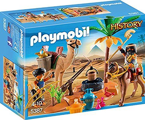 PLAYMOBIL 5387 - Grabräuber-Lager, Spielzeugfigur
