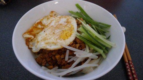 Mama Hsu's Taiwanese Soybean Noodle Recipe | Mama Hsu's Chinese Recipes