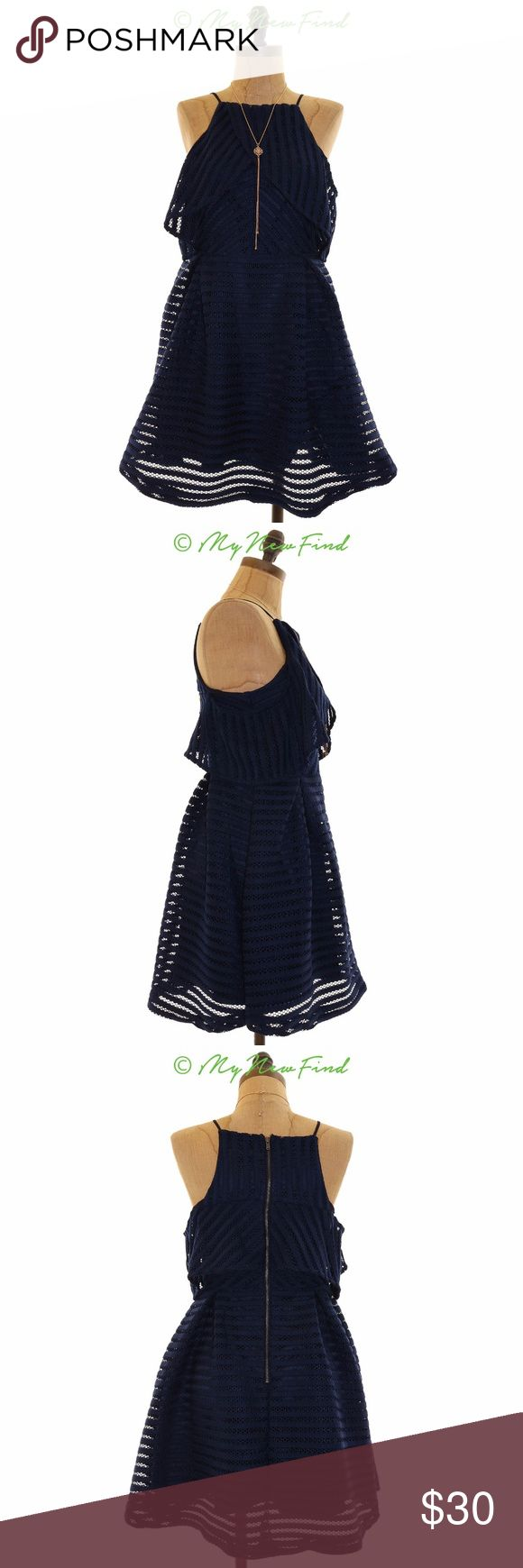 BARDOT JUNIOR DRAPE VERTICAL LIMIT DRESS BARDOT JUNIOR DRAPE VERTICAL LIMIT COLD SHOULDER DRESS BLUE GIRL'S SIZE 16 B11 Description Style: Shift Stretch: Little Closure: Zips Lining: Yes Weight: Medium weight.  Size: Kid's 16 (XL) Length: 34 in. Waist: 27 in. Chest: 28 in. Sleeve: n/a  --->All measurements are taken with the garment lying flat,  and photos may be taken with clipping and/or pinning.  Condition: Excellent   Item has no found flaws.  Materials/Color   Polyester. Hand wash warm…