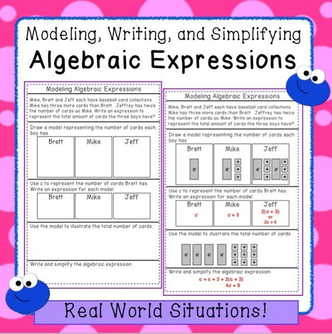 Addition » Addition Of Algebraic Expressions Worksheets Pdf - Free ...
