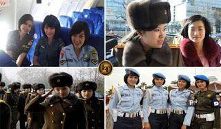 Ini Dia Tertara Wanita Indonesia dan Korea Utara, Mana Yang Lebih Cantik?