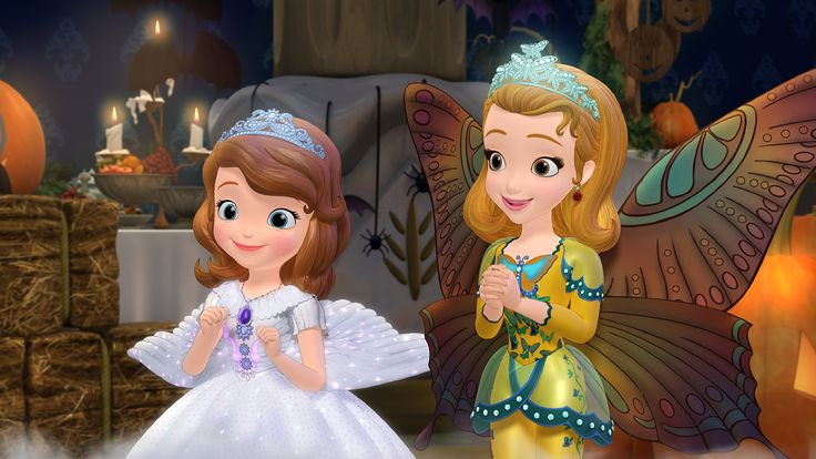 Sofia the First | Boo-Tube! Kids' Halloween Episodes and Specials ...