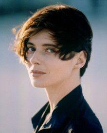 美しい瞳が印象的♡イザベラ・ロッセリーニ