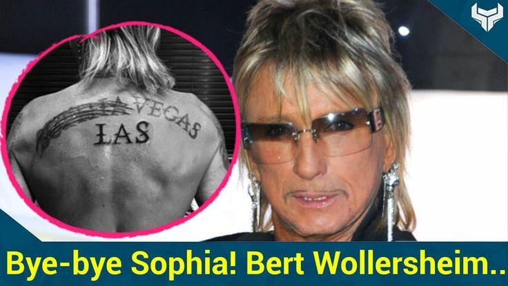 Dieser Abschied geht unter die Haut! Im Oktober 2016 wurde bekannt: Nach sechs gemeinsamen Ehejahren trennen sich Bert und Sophia Wollersheim einvernehmlich. Beide haben damals sogar noch einen gemeinsamen Trennungsurlaub verbracht. Mittlerweile hat Bert seine Ex aber nicht nur aus seinem Herzen sondern auch von seiner Haut verbannt!   Source: http://ift.tt/2t9qUMi  Subscribe: http://ift.tt/2u7iRwG Sophia! Bert Wollersheim übersticht Namens-Tattoo!