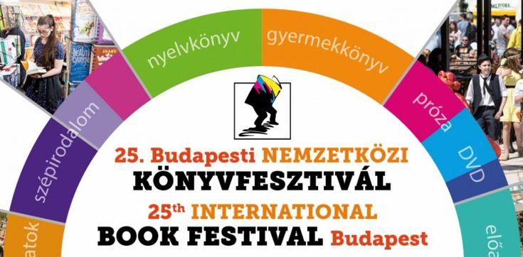 25. Budapesti Nemzetközi Könyvfesztivál