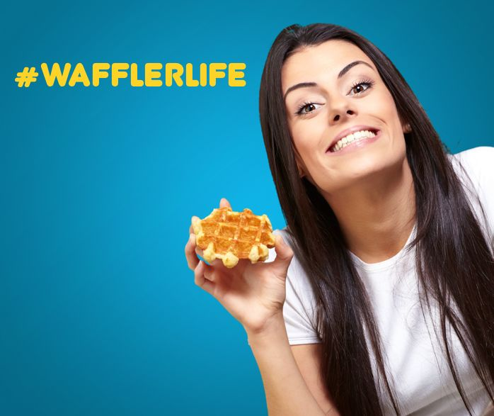 Do you love food, art, travel, chess? So do we! Share with us how you live the #WafflerLife